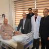 تقدیر رییس کمیسیون بهداشت مجلس از بیمارستان بانک ملی ایران